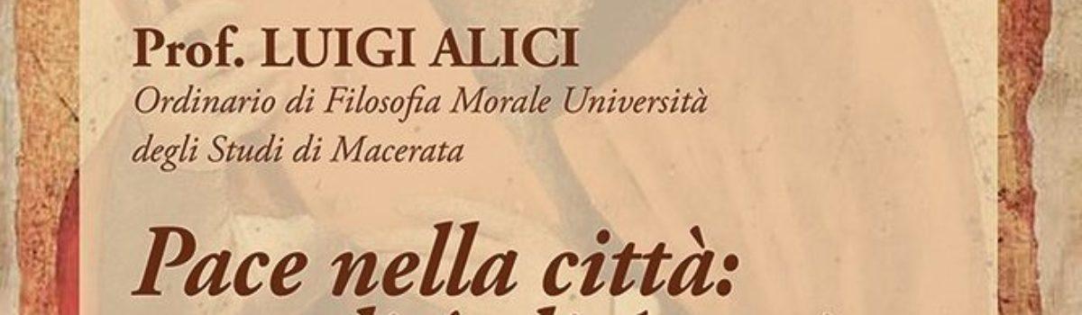 Incontro con il Prof. Alici