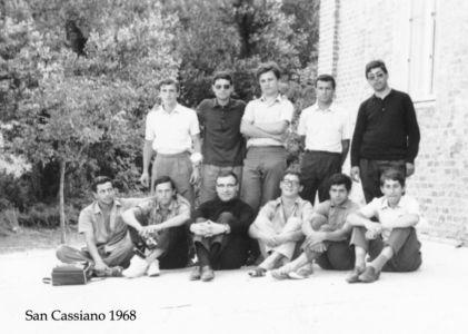 Camposcuolai San Cassiano 1968