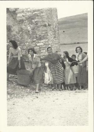 Estate 1957- Incendio Porcarella