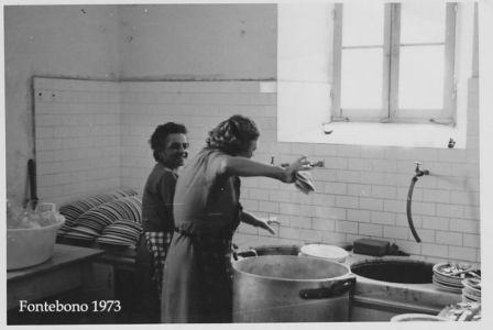 Fontebono 1973 - Cuoche