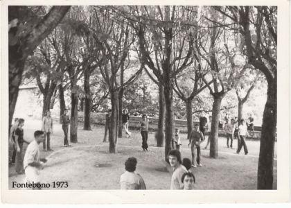 Fontebono 1973 - Palla A Cerchio