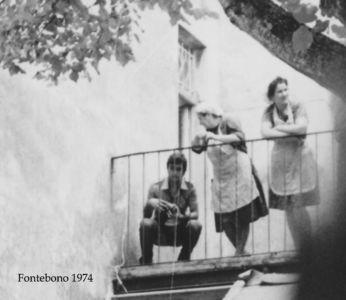Fontebono 1974 - Cuoche Al Balcone