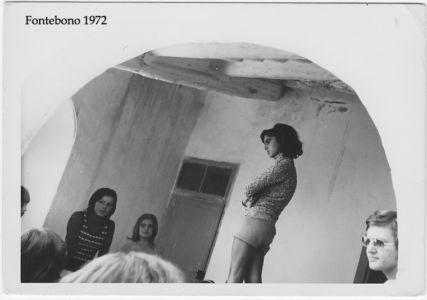 Fontebono Femmine 1972 - Sfilata