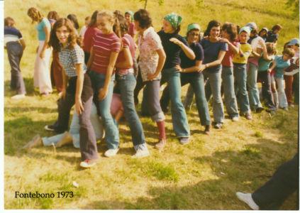 Fontebono Femmine 1973 - Gioco