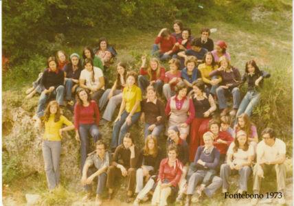 Fontebono Femmine 1973 - Gruppo Grande