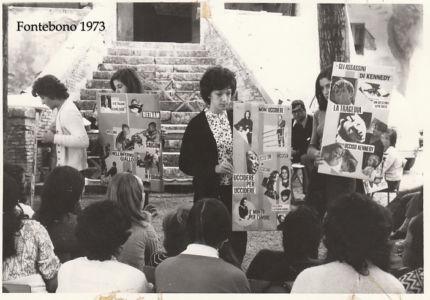 Fontebono Femmine 1973 - Sit In 02