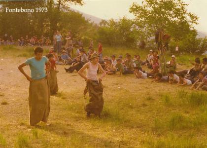 Fontebono Maschi 1973 - Gioco