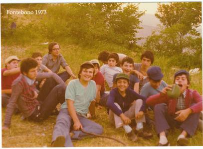 Fontebono Maschi 1973 - Gruppo