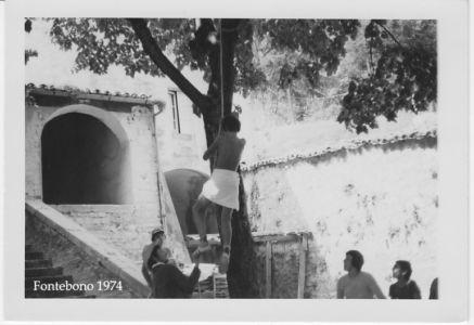 Fontebono Maschi 1974 - Sit In Tarzan
