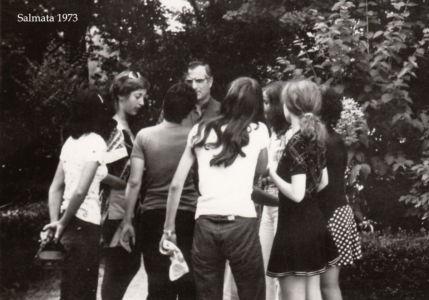 Giovanissime - Salmata 1973 - Cristina