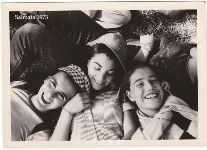 Giovanissime - Salmata 1973 PP