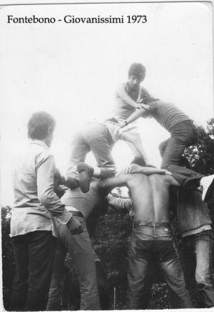 Giovanissimi - Fontebono1973 - Piramide