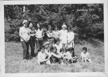 Salmata Femmine 1971 - Gruppo Simonetta