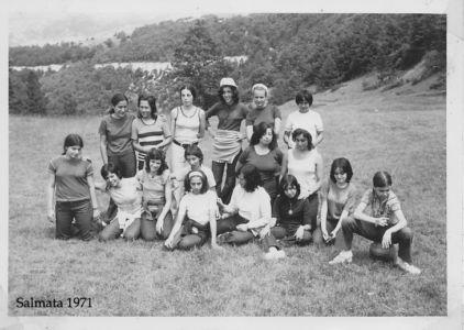 Salmata Femmine 1971 - Vania