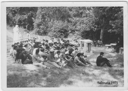 Salmata Maschi 1971 - Totale