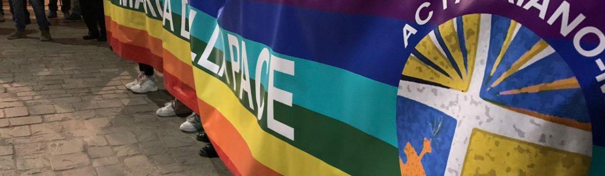 """Marcia della pace 2020: """"la pace, un cammino di speranza""""."""